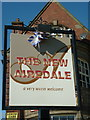 SE4424 : The New Airedale public house by Ian S