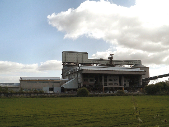 Chemicals Factory, Barnton