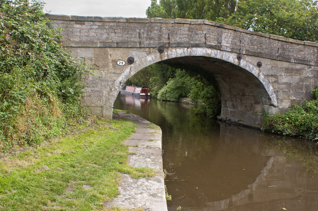 Gregsons Bridge over the Leeds & Liverpool Canal