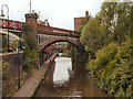 SJ8397 : Ashton Canal at Castlefield by David Dixon