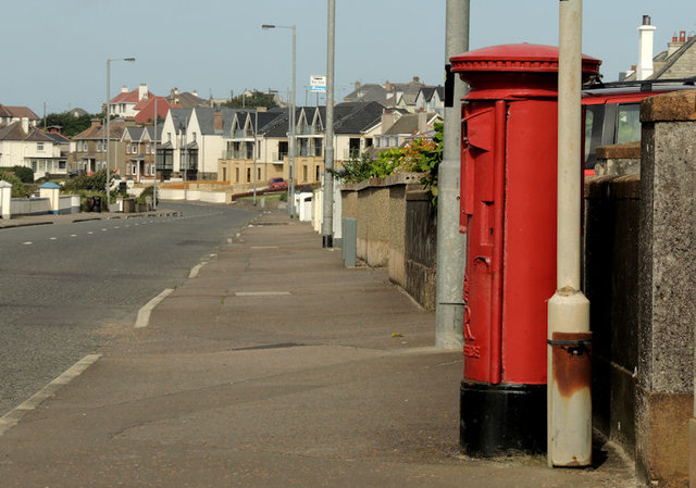 Pillar box, Portstewart