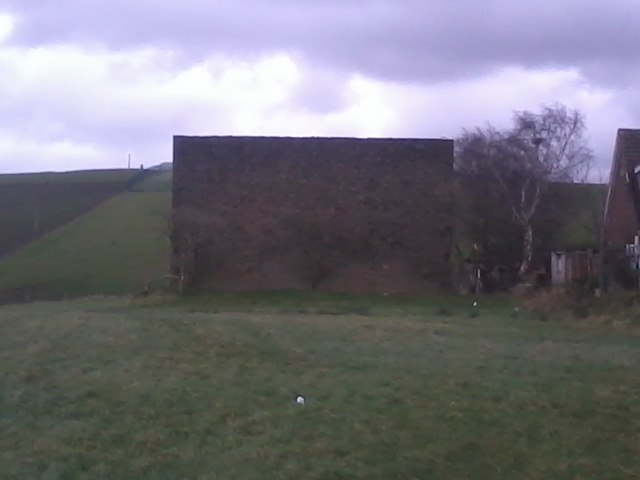 The Old 13th Cheshire Astley Volunteer Rifle Corps firing range