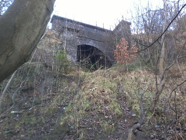 Cocker Hill Railway Tunnel, eastern exit