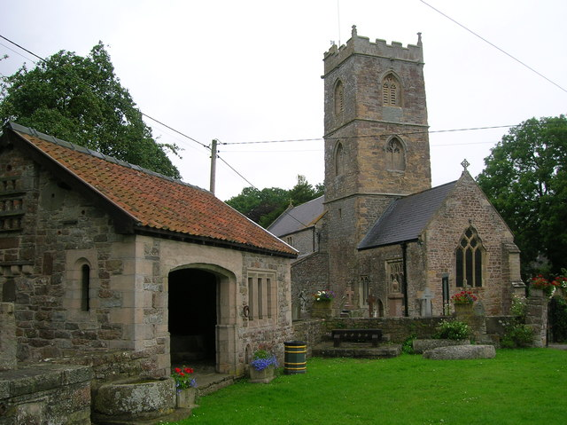 St Thomas' Church, Redwick