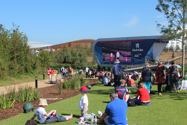 Park Live East, Olympic Park