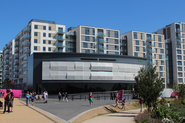 Acer Building, Olympic Park