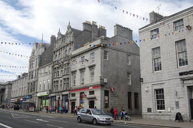 152-158 Union Street, Aberdeen
