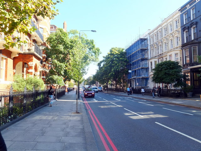Warwick Road, Earl's Court