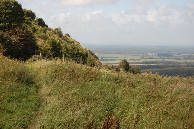 Footpath to Edburton