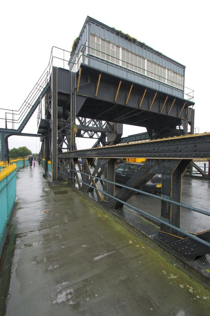 Corporation Bridge, Grimsby