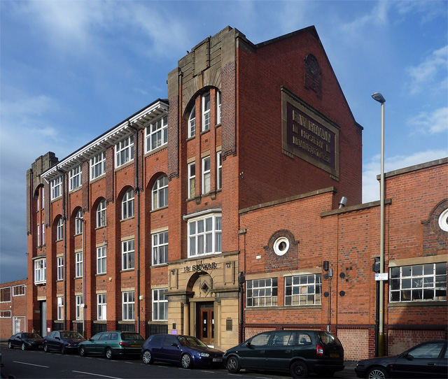 Bryan Building, Great Central Street, Leicester