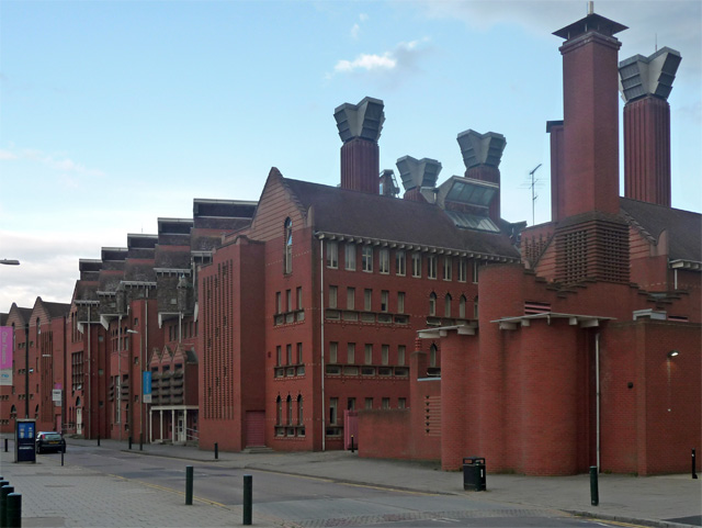 Queen's Building, Mill Lane, Leicester