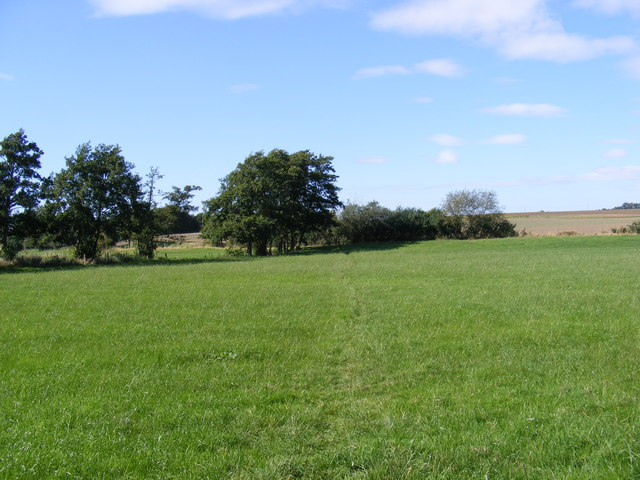 Looking towards Valley Farm