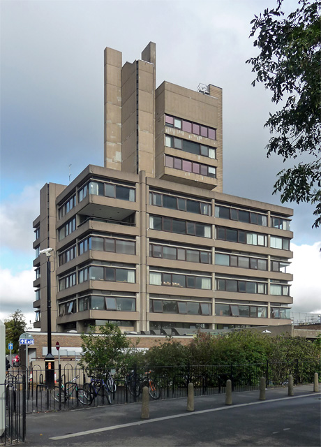 Charles Wilson Building, University Road, Leicester