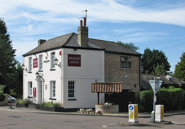 The Bakers Arms again