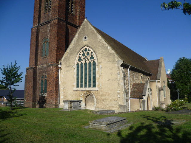 St Nicholas Church, Plumstead