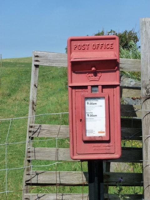 Scaristaveg: postbox № HS3 135
