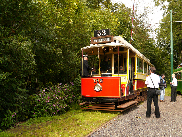 Heaton Park Tramway
