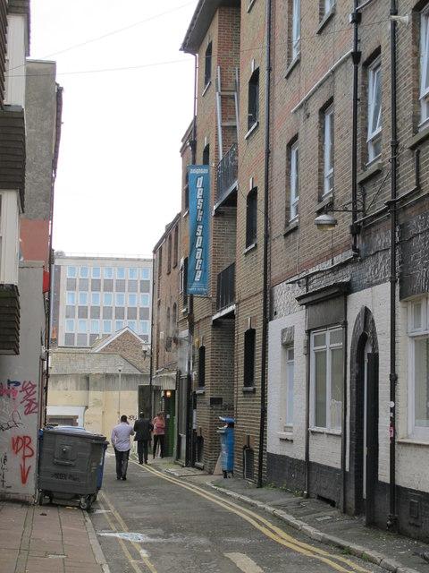 Jew Street, BN1