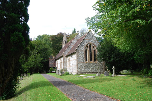 St John the Evangelist, Langrish (1)