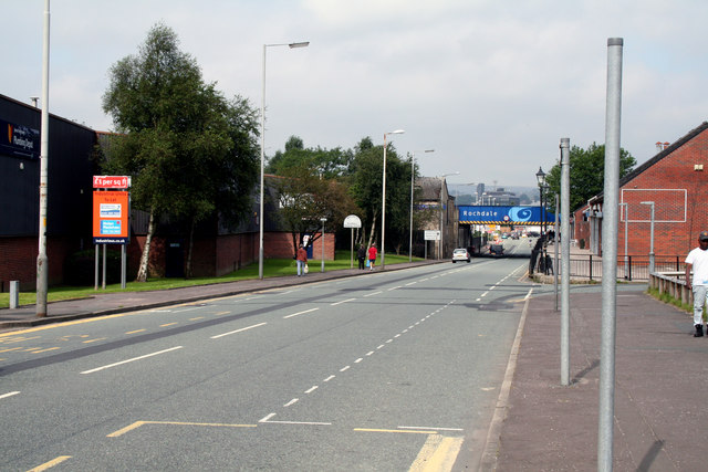 Rochdale: Oldham Road