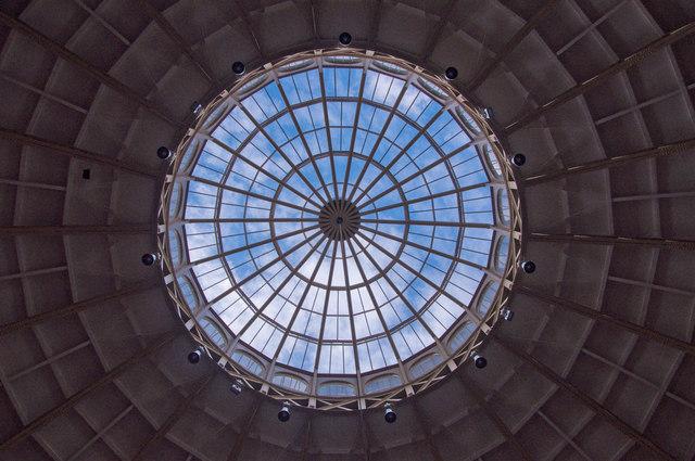 The Devonshire Dome - Buxton