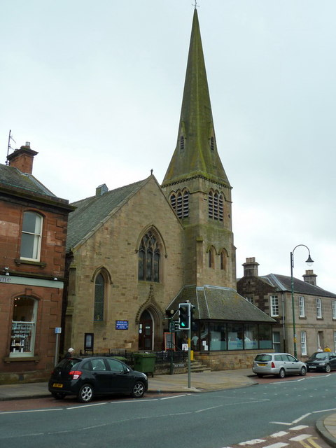 The Gillespie Centre, Biggar