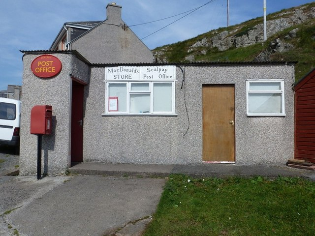 Scalpay: the post office