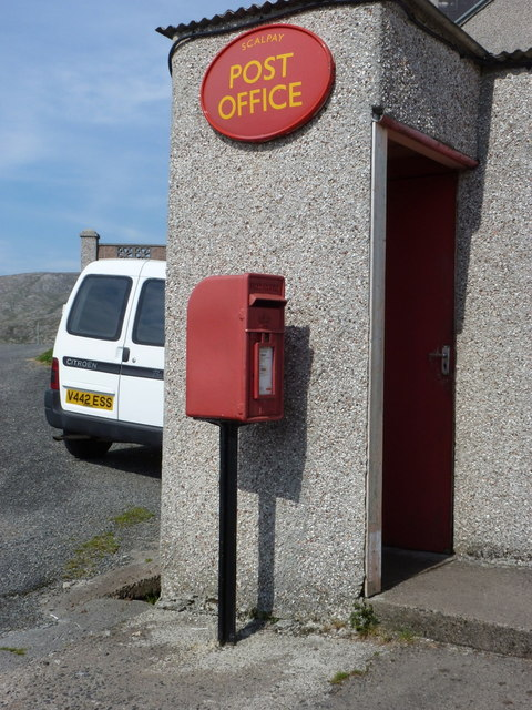 Scalpay: postbox &#8470; HS4 146