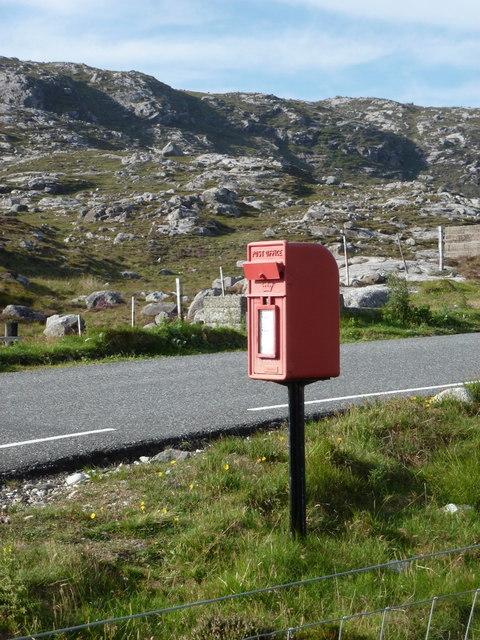Urgha: postbox № HS3 109