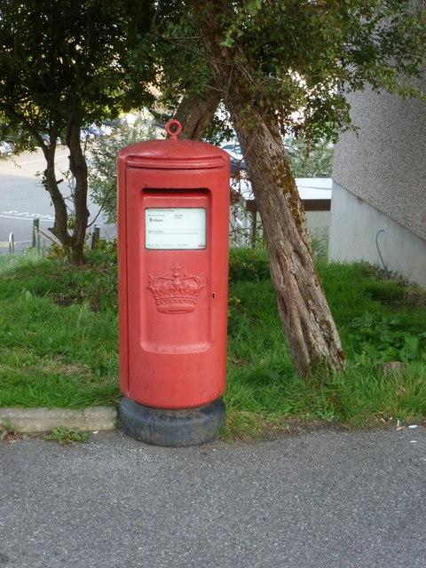 Tarbert: postbox № HS3 78