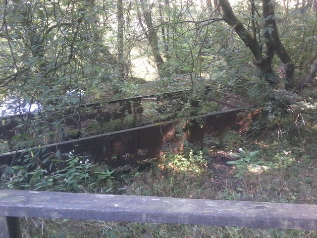 Coal Barge, Etherow Country Park