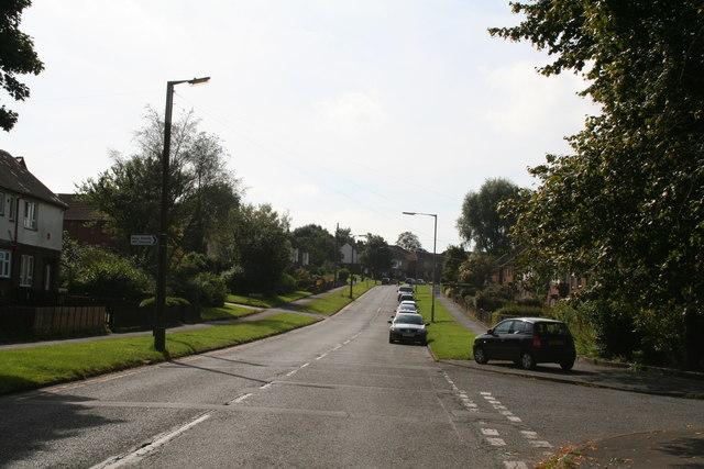 Kirkholt:Balderstone Road