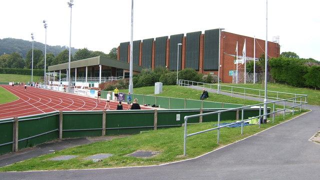 Eirias Park sports arena