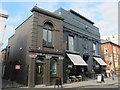TQ3104 : The Harrington and the C&ocirc;te Brasserie, Church Street, BN1 by Mike Quinn