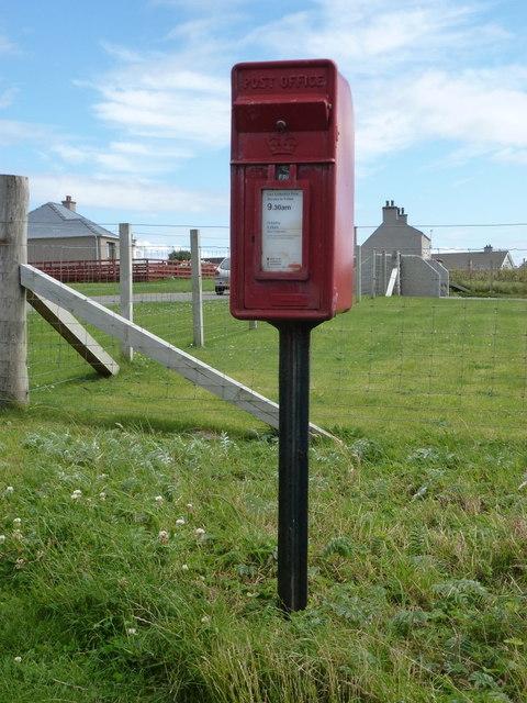 Eoropie: postbox № HS2 141