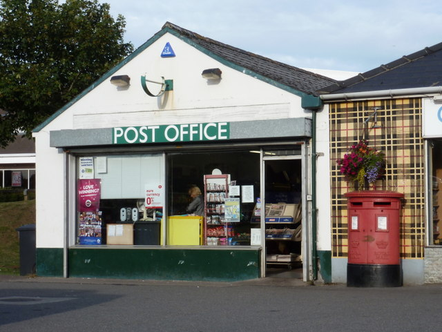 Stornoway: Bayhead Post Office