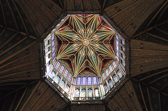 The Lantern Tower - Ely Cathedral