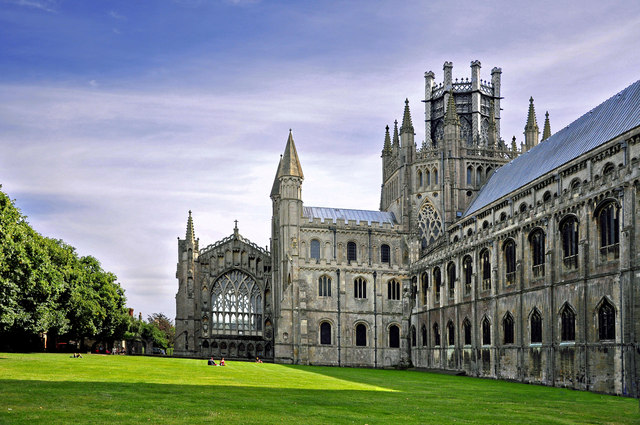North side - Ely Cathedral