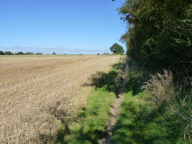 The Monarch's Way near Essington