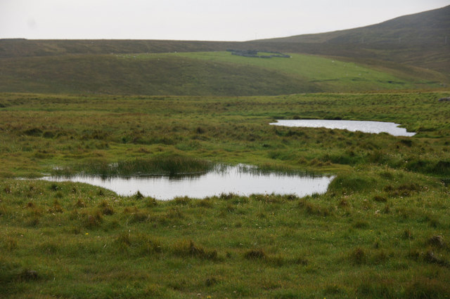 Pools beside Forn Geo, Skaw