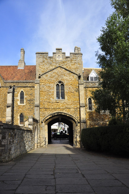 Gateway to the High Street - Ely
