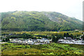 NN3330 : Tyndrum Village by Mary and Angus Hogg