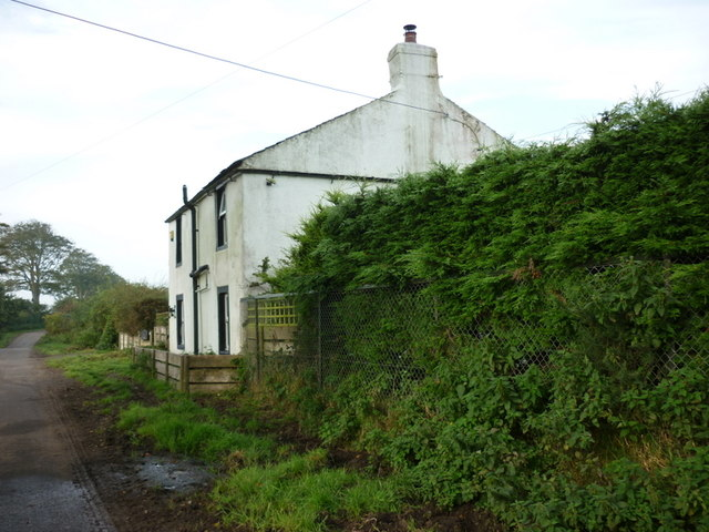 A house near Campfield Farm