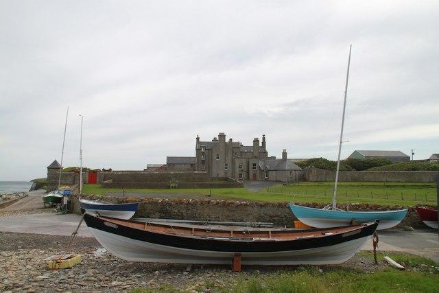 Shetland Boats