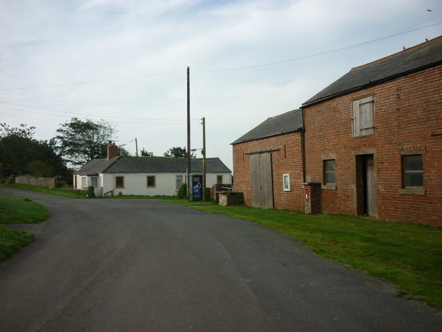 Buildings in Cardurnock
