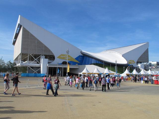 Aquatics Centre, Olympics Park