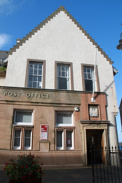 Lerwick Post Office
