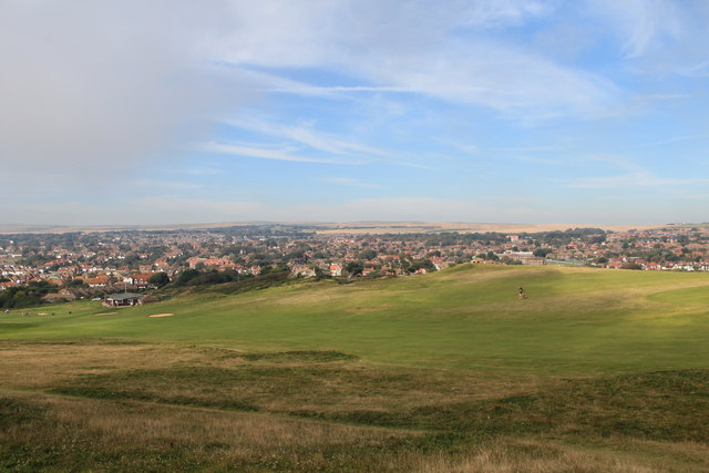 Seaford Head golf course