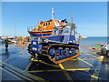 SC4594 : M3 lifeboat tractor by Richard Hoare